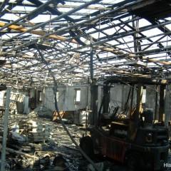 V Tomášikove horela strecha