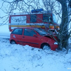 Besnenie počasia si opäť vyžiadalo nehody na cestách!