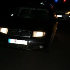 Naháňačka ako z kriminálky: Zlodejov na ukradnutom aute zastavila až streľba!