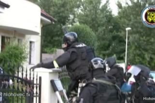 Policajti rozbili zločinecký gang