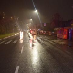 40-ročná Hlohovčanka zrazila troch ľudí na Nitrianskej ulici
