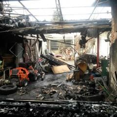 Na Bernolákovej ulici horelo