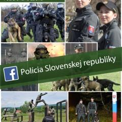 Polícia spustila vlastnú stránku na Facebooku