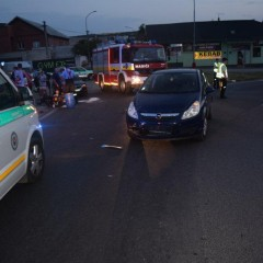 Nehody motocyklistov si vyžiadali vážne zranenia