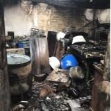 Maduničan pálil v kotli alkohol