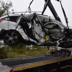 Tragická dopravná nehoda pri Maduniciach