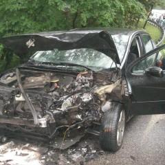 Hrozivo vyzerajúca nehoda na Havrane skončila sľahkými zraneniami