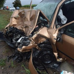 Vážna dopravná nehoda pri Bučanoch si vyžiadala život 56-ročnej Hlohovčanky