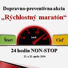 Rýchlostný maratón 2016