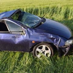 Ak ste videli dopravnú nehodu Opla Tigra, prihláste sa polícii